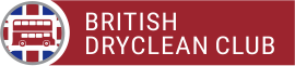 british dry clean club logo